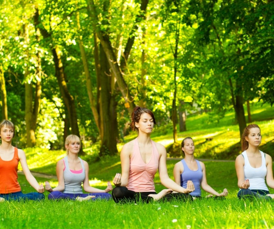 How yoga empowers you